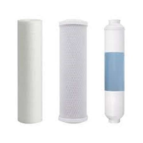 4-Stage RO Replacement Kit, 3 Filters
