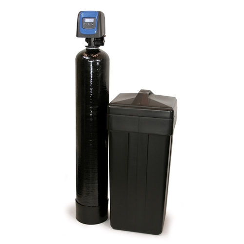 "Fleck 5810SXT 1.25"" Metered 32,000 Grain Water Softener"