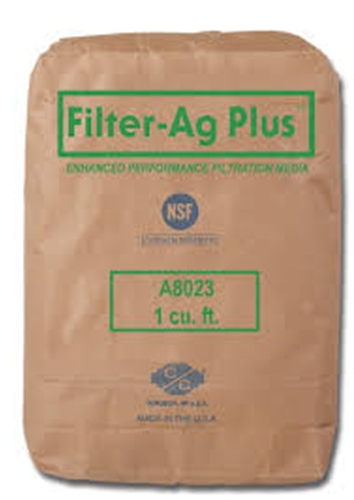 Filter Ag Plus Filter Media 1 Cubic Foot