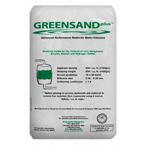 Greensand Plus Filter Media 0.5 Cubic Foot