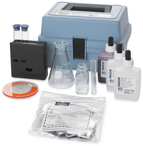 Hardness & Iron Test Kit
