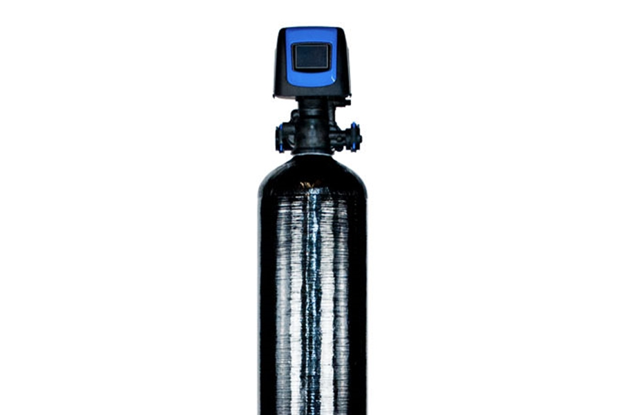 Fleck 5810SXT Greensand Filter 1 Cu Ft