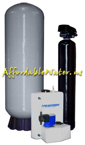 Chlorination / De-chlorination System Rated to 9 GPM