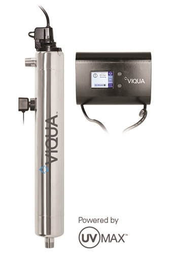 Viqua Model E4 15 gpm UV System