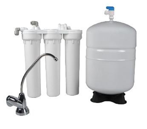 Microline 50 GPD Reverse Osmosis System