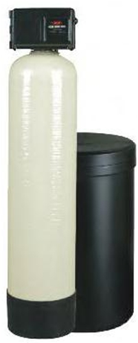 "Fleck 2850 1.5"" Commercial Water Softener, 80,000 Grains Free Shipping"
