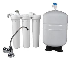 Microline 50 GPD Reverse Osmosis System Free Shipping