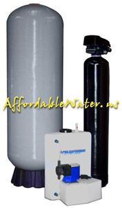 Chlorination / De-chlorination System Rated To 16 GPM, Free Shipping
